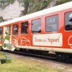 In treno per assaporare la Franciacorta